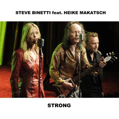 Steve Binetti (feat. Heike Makatsch)
