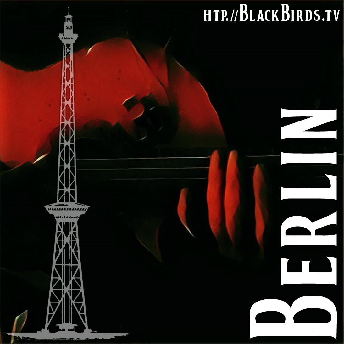 Berlin-Banner Tommy Tulip, genannt Truelip