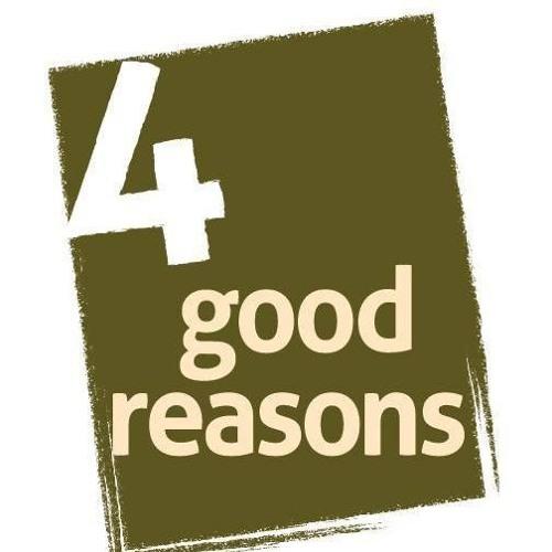4 goodreasons - Bandlogo