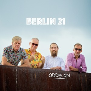 BERLIN21 - Odds On (Plattencover)