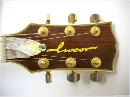 Luxor Gitarre (Foto)