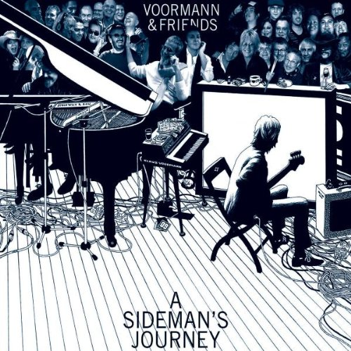 A Sideman's Journey - Cover