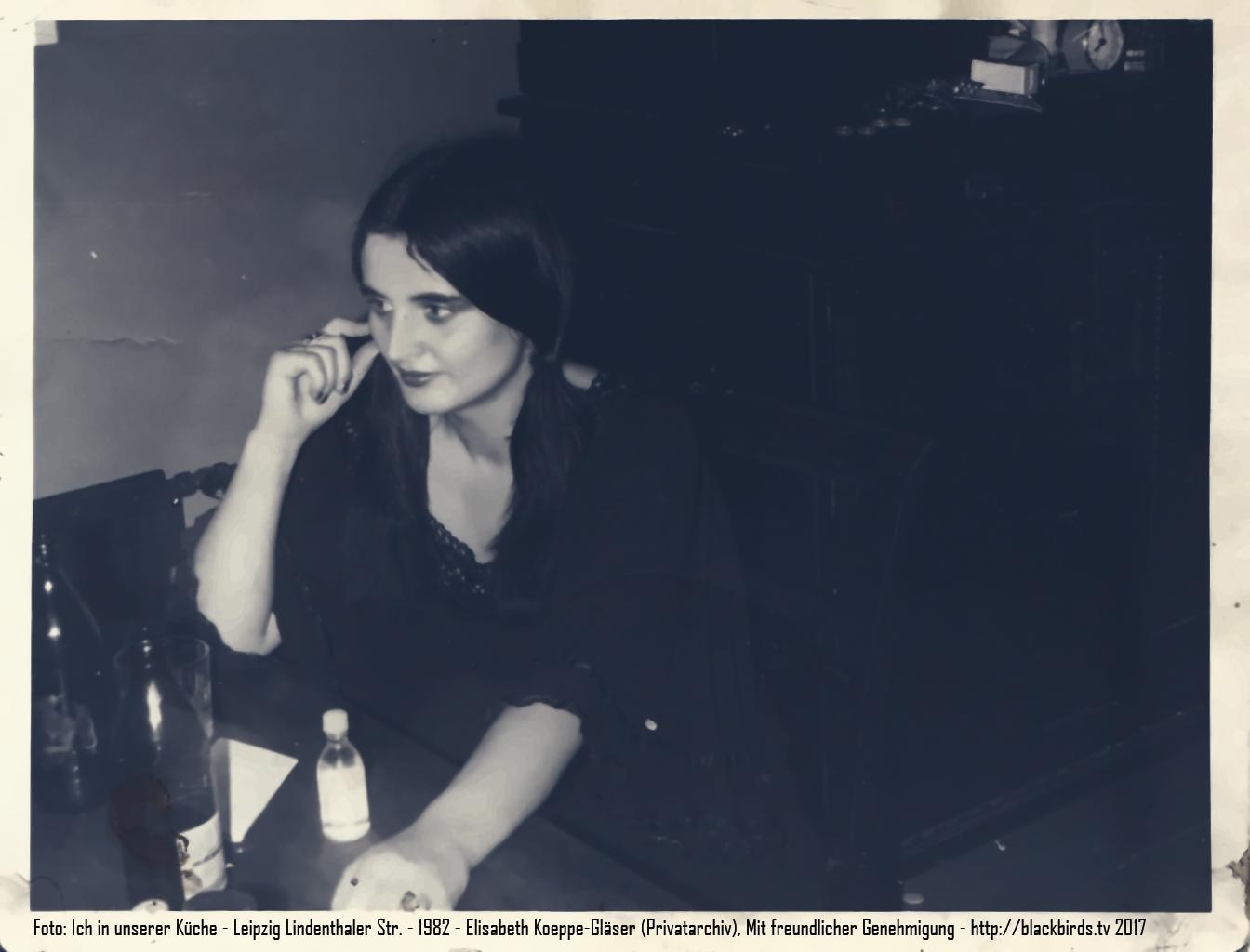 Elisabeth Koeppe-Gläser (1982) - Aus dem #Privatarchiv