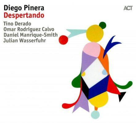 Diego Pinera - Desperando (2017)