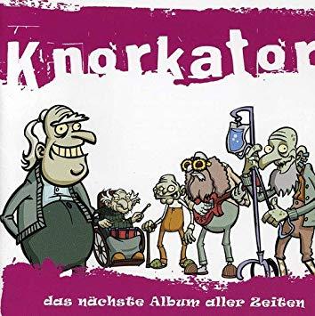 Cover: Das nächste Album aller Zeiten (2007) #Knorkator