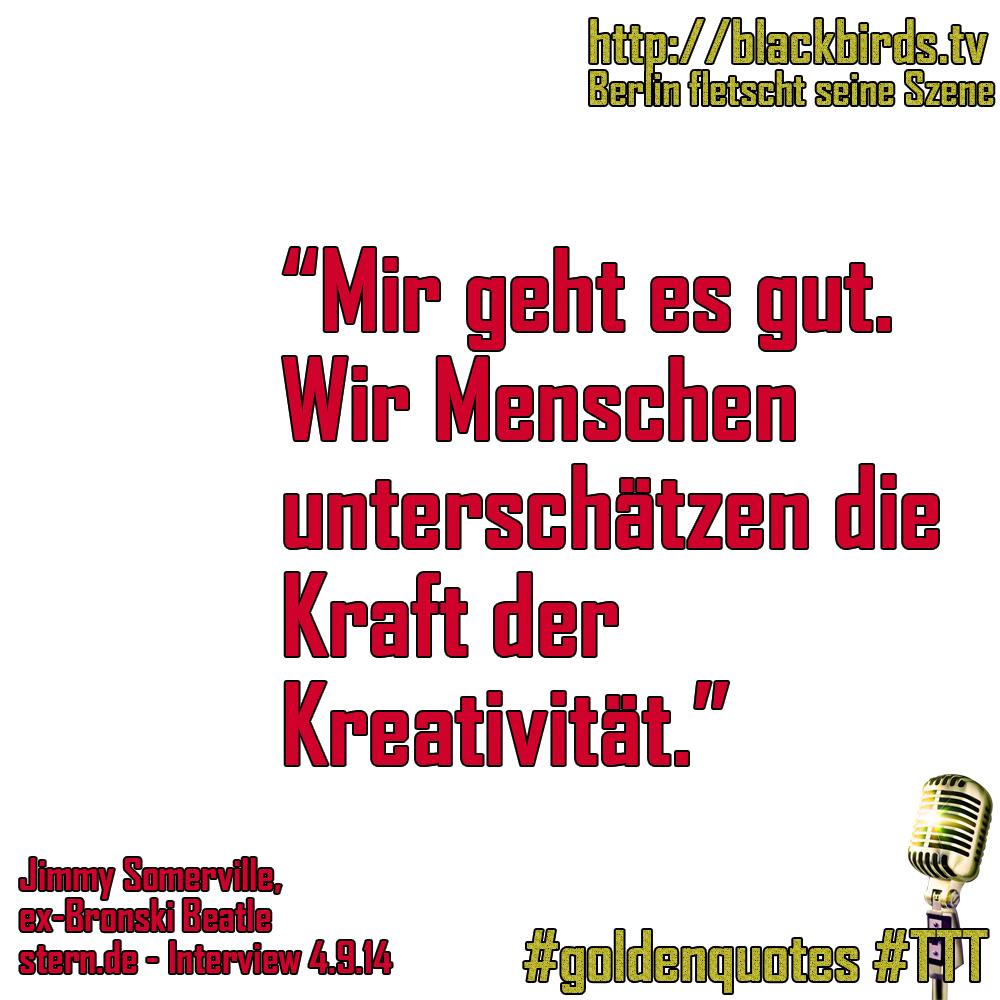 Jimmy Somerville ex-Bronski-Beatle - stern.de - Interview 4.9.14 #Linktipp