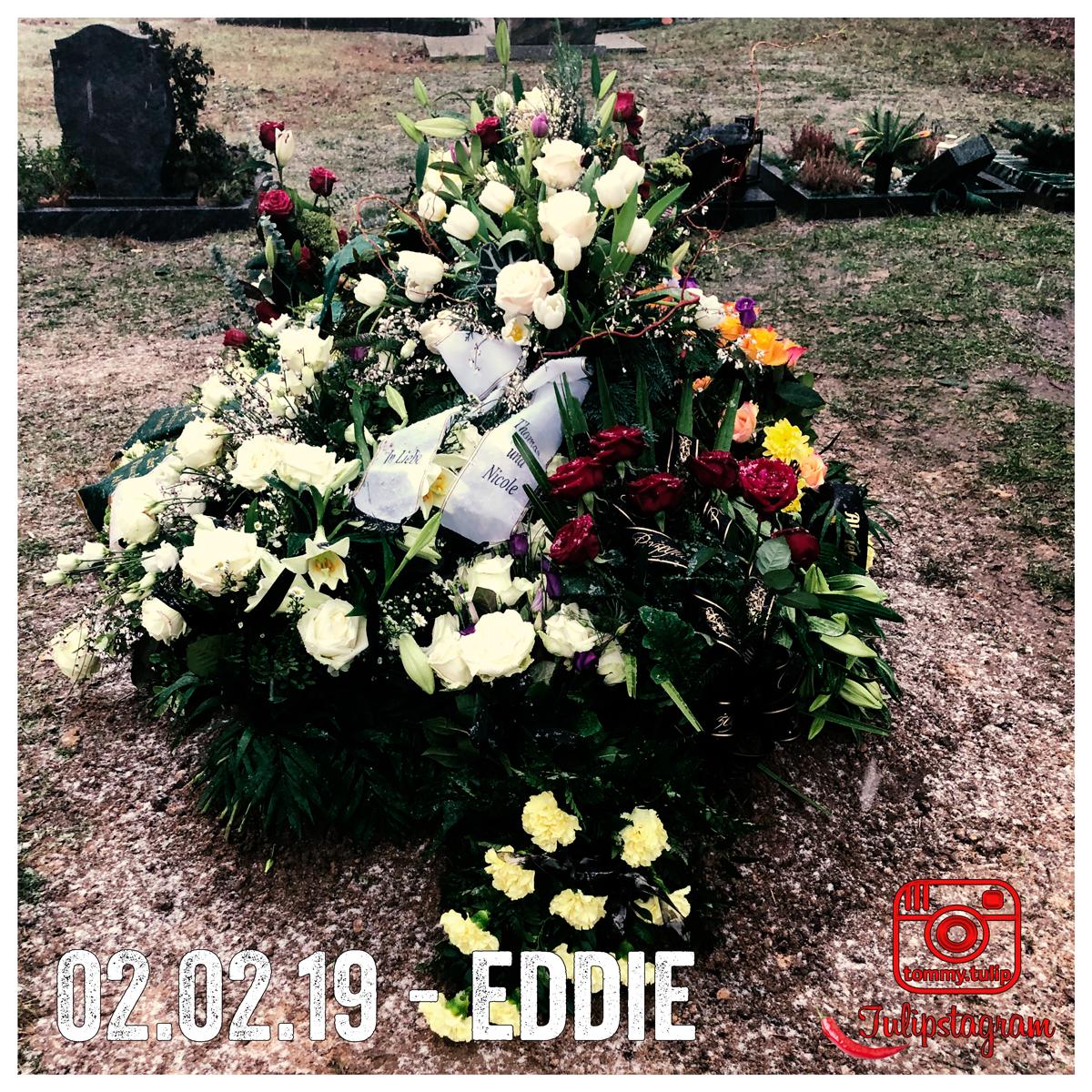 02.02.19 - Grab Eddie, Gosen, Brandenburg #Erinnerungen