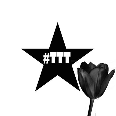 Schwarze Tulpe - The black tulip. To The Honor of...