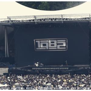 03.08.19 #Xocasperxo #Marteria #Berlin #Waldbühne #1982 #TTT #Tulipstagram