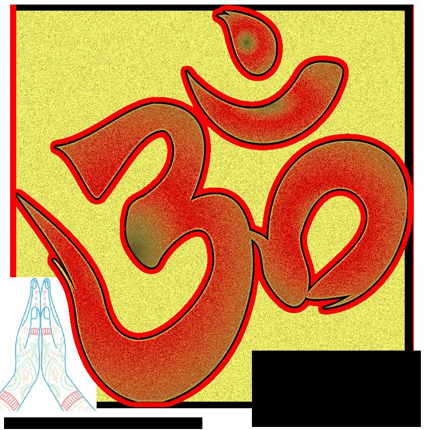 #Om #Aum #Sanskrit ॐ #TTT #Tulipstagram 850 X 850 (png)