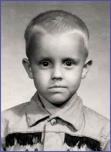 John Vaughan (Foto: Privatarchiv John Vaughan - The 50ties, Homepage)