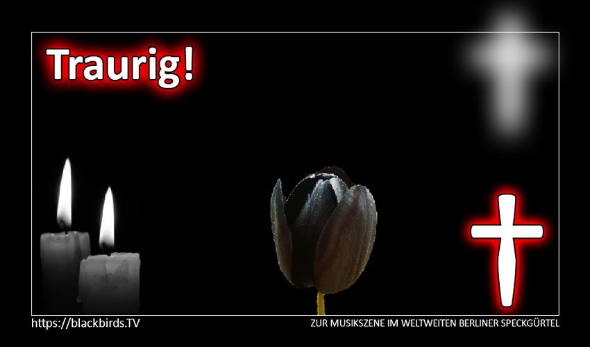 Traurig! - #Trauerbanner #Gestorben #blacktulip #TTT #Tulipstagram