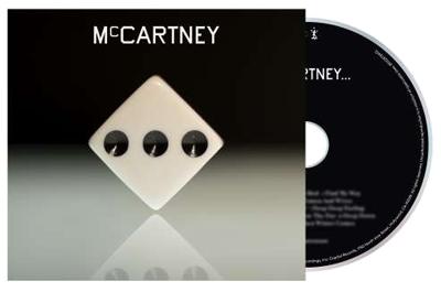 Record Release 12.2020 #McCartneyIII #PaulMcCartney #RecordRelease