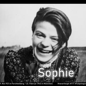 Sophie Scholl, Widerstandskämpferin
