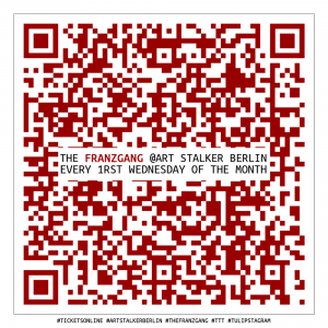 1. September 2021 #qrcode #TheFranzgang #TTT #Tulipstagram